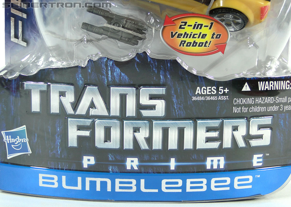 Transformers Prime: First Edition Bumblebee (Image #5 of 130)