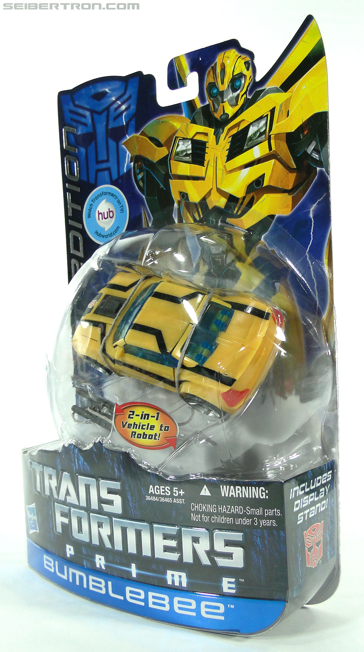 Transformers Prime: First Edition Bumblebee (Image #13 of 130)