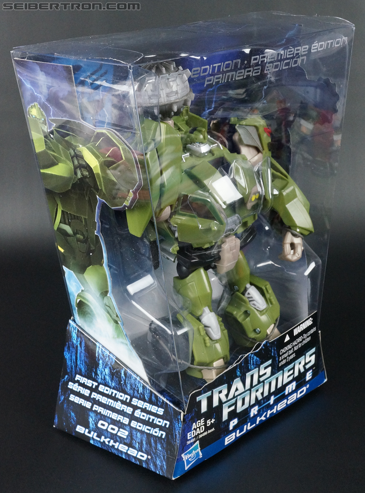 Transformers Prime: First Edition Bulkhead (Image #4 of 173)
