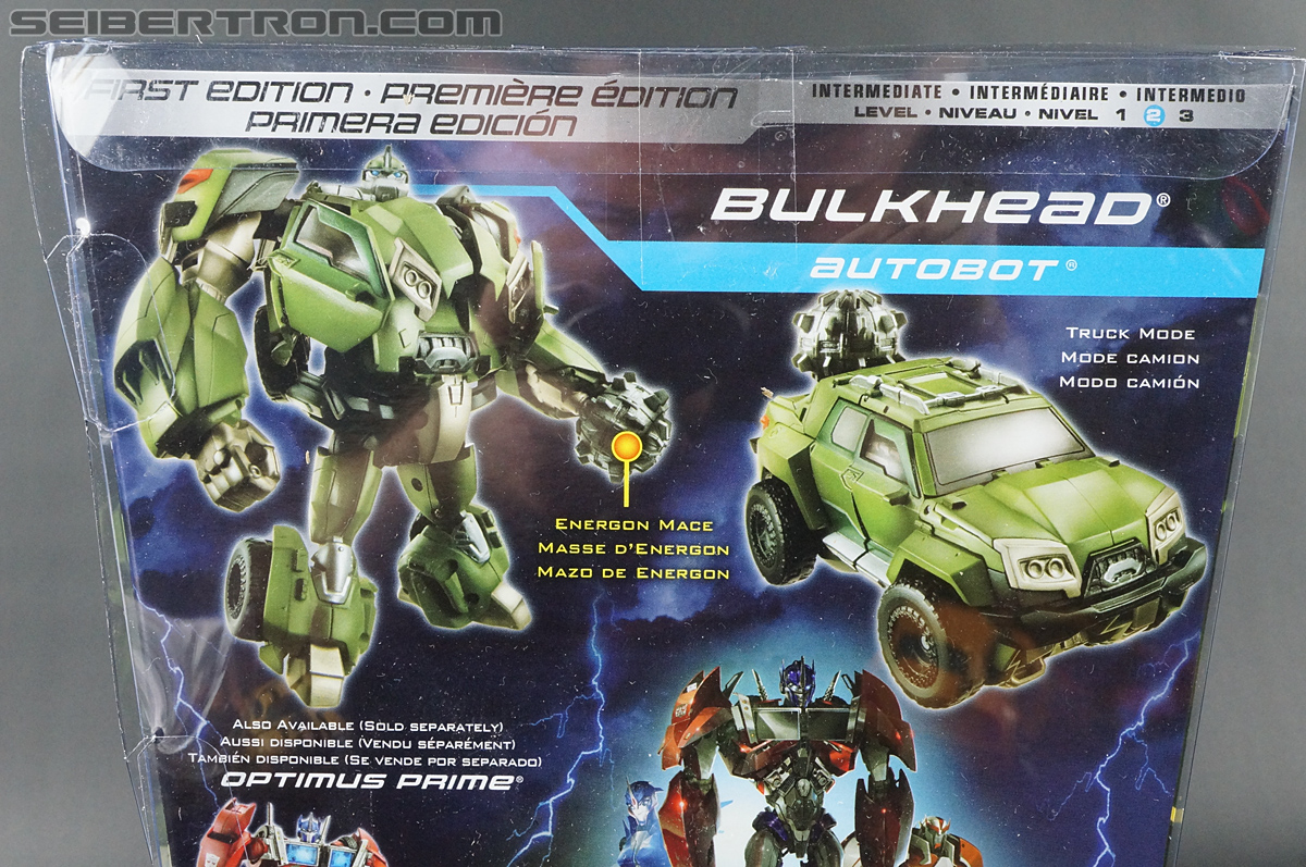 Transformers Prime: First Edition Bulkhead (Image #10 of 173)
