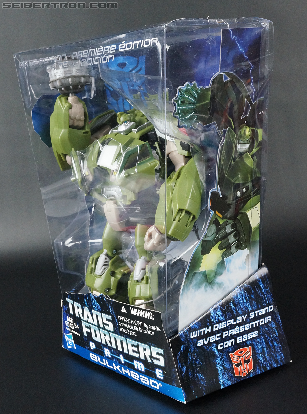 Transformers Prime: First Edition Bulkhead (Image #15 of 173)