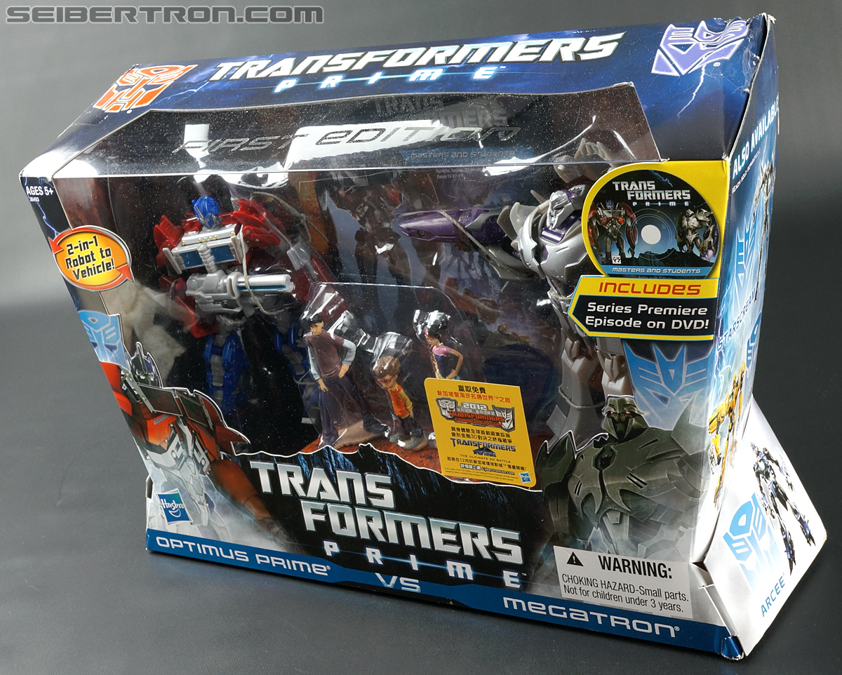 Transformers Prime: First Edition Megatron (Image #23 of 162)