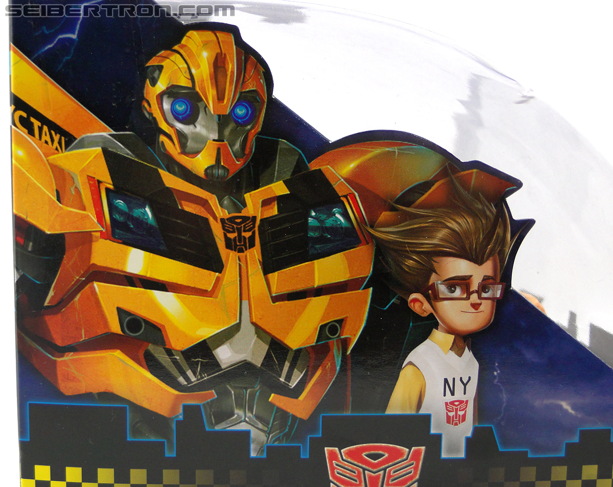 Transformers Prime: First Edition Bumblebee (NYCC) (Image #10 of 185)