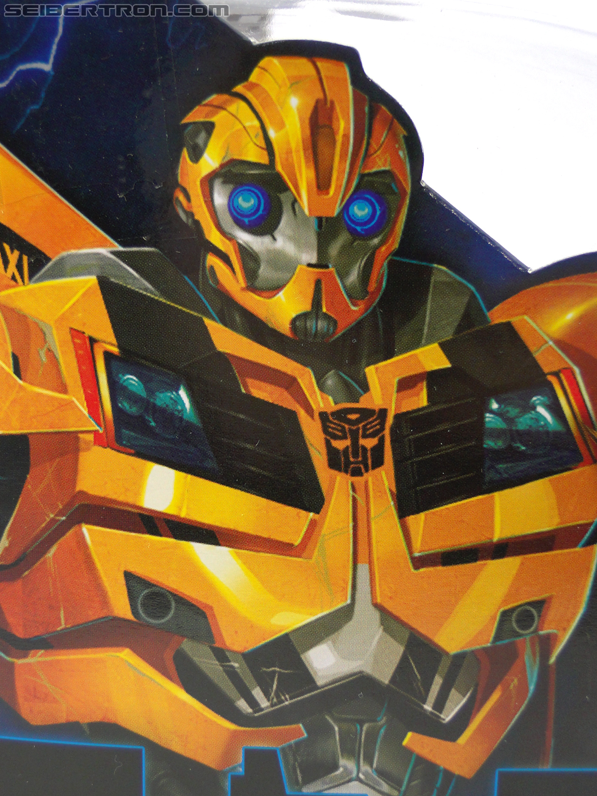 Transformers Prime: First Edition Bumblebee (NYCC) (Image #14 of 185)