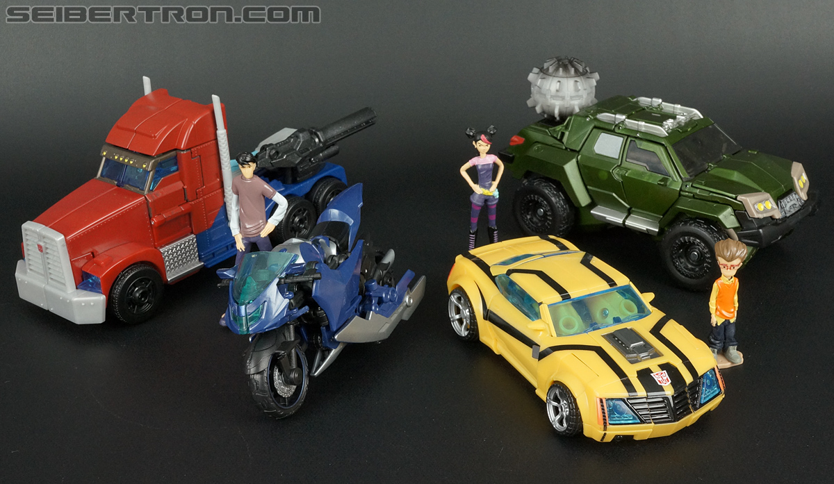 Transformers Prime: First Edition Optimus Prime (Image #41 of 135)