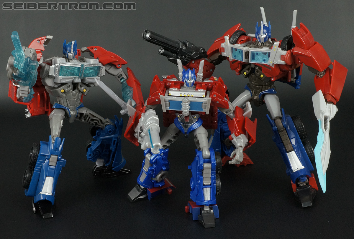 Transformers Prime: First Edition Optimus Prime (Image #157 of 175)