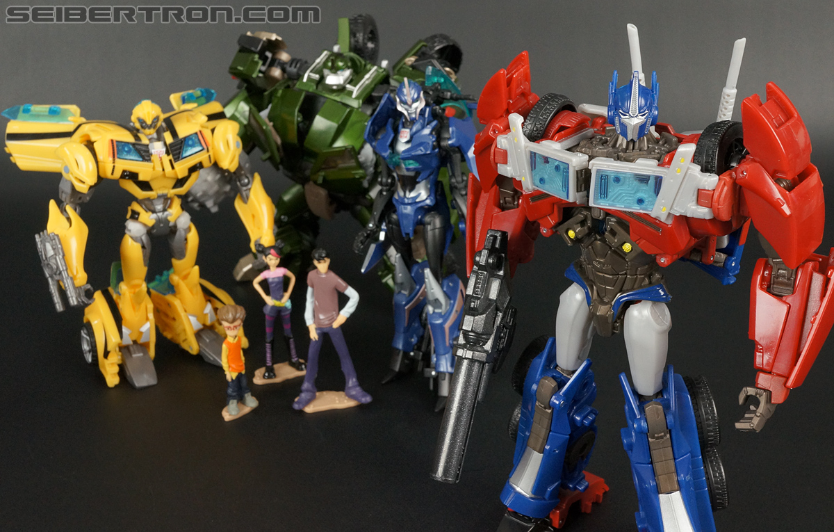 Transformers Prime: First Edition Optimus Prime (Image #174 of 175)