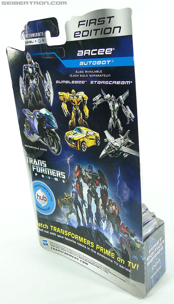 Transformers Prime: First Edition Arcee (Image #8 of 129)