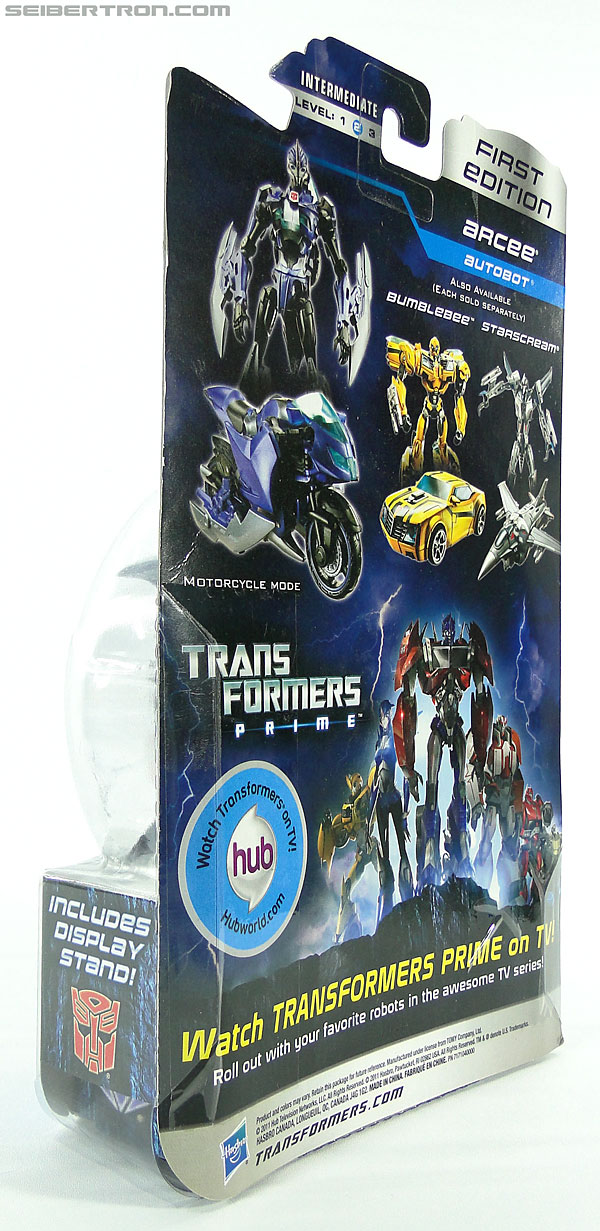 Transformers Prime: First Edition Arcee (Image #13 of 129)