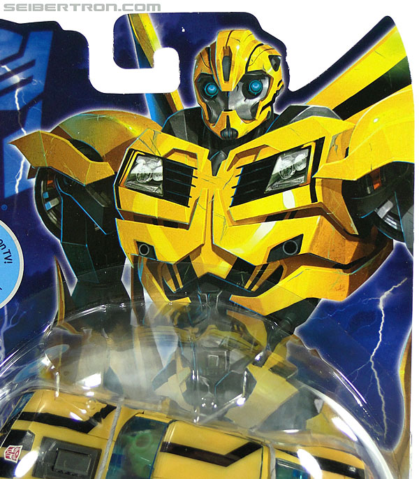Transformers Prime: First Edition Bumblebee (Image #2 of 130)