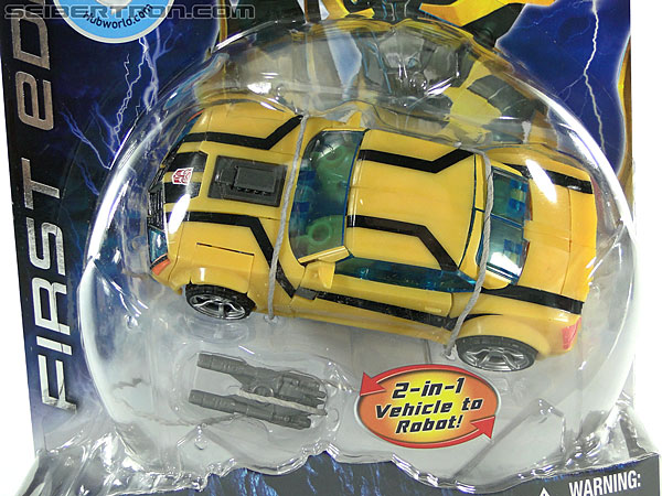 Transformers Prime: First Edition Bumblebee (Image #4 of 130)