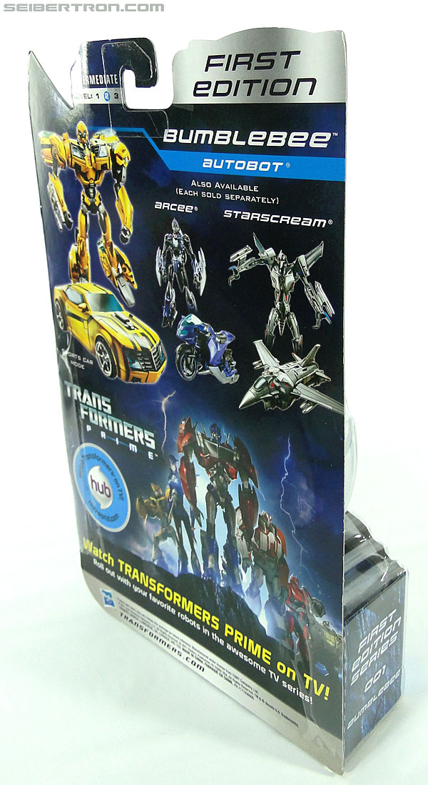 Transformers Prime: First Edition Bumblebee (Image #8 of 130)