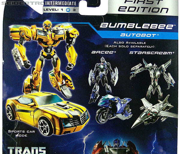 Transformers Prime: First Edition Bumblebee (Image #10 of 130)