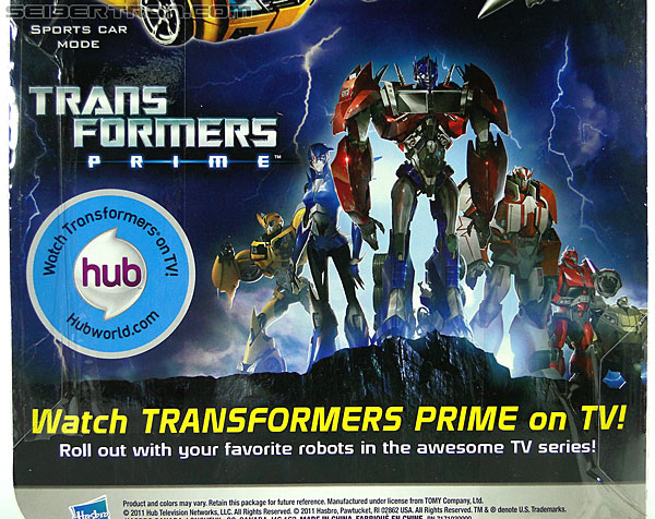 Transformers Prime: First Edition Bumblebee (Image #11 of 130)