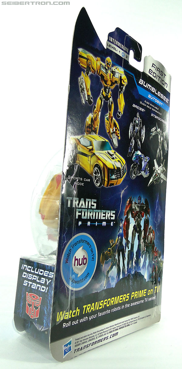 Transformers Prime: First Edition Bumblebee (Image #12 of 130)
