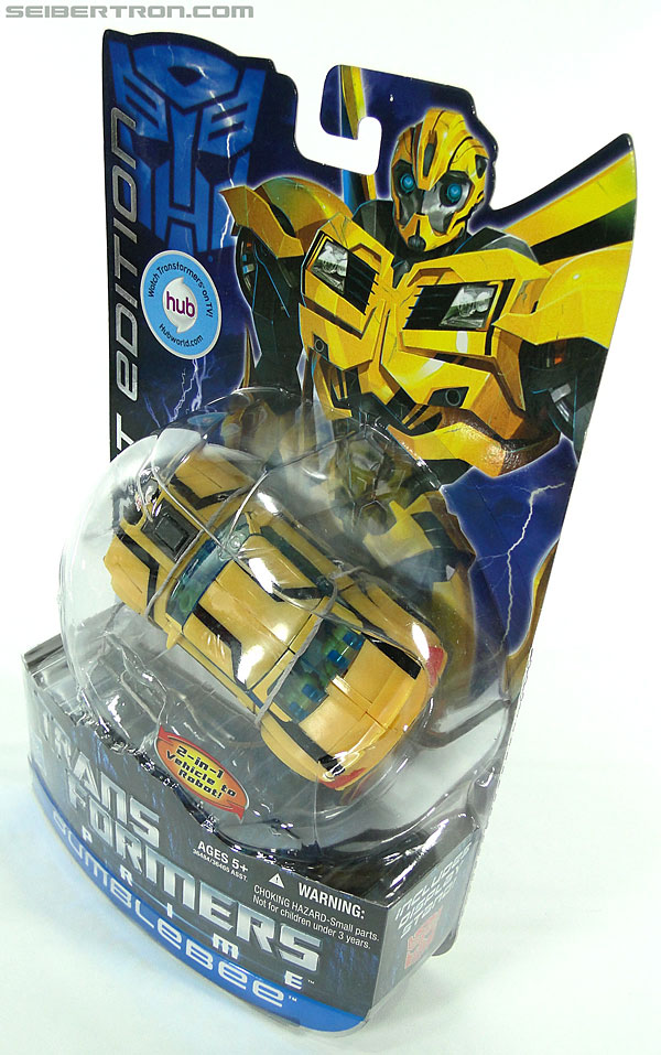 Transformers Prime: First Edition Bumblebee (Image #14 of 130)
