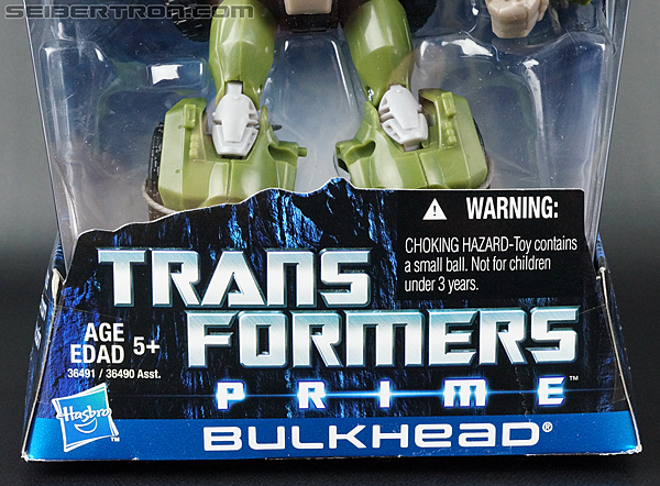Transformers Prime: First Edition Bulkhead (Image #3 of 173)