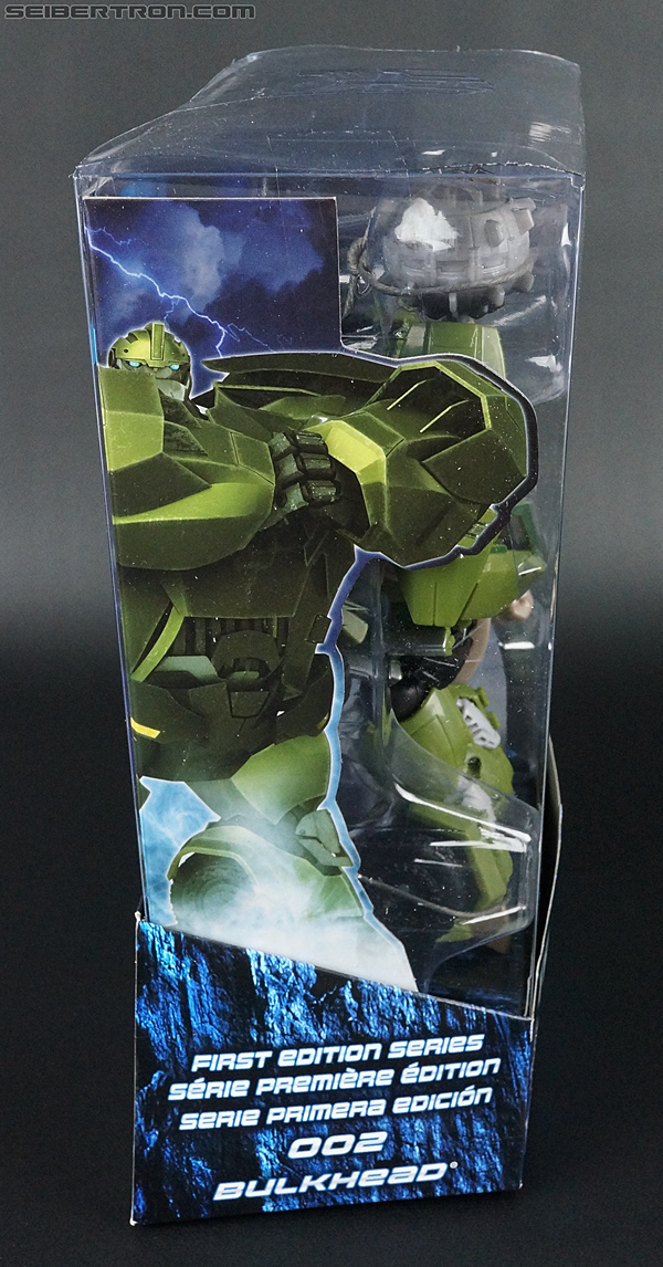Transformers Prime: First Edition Bulkhead (Image #5 of 173)