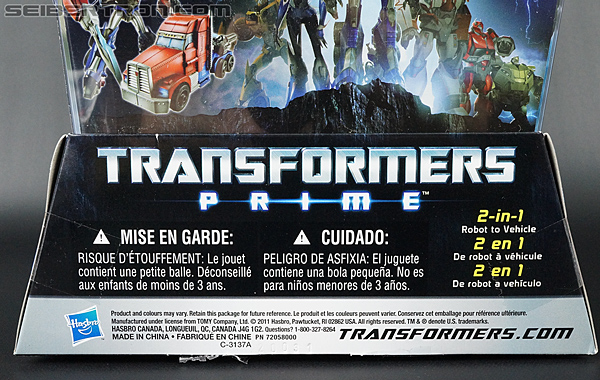 Transformers Prime: First Edition Bulkhead (Image #9 of 173)