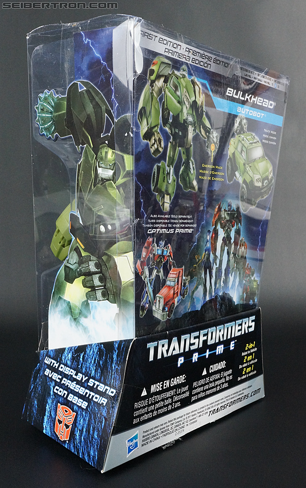 Transformers Prime: First Edition Bulkhead (Image #11 of 173)