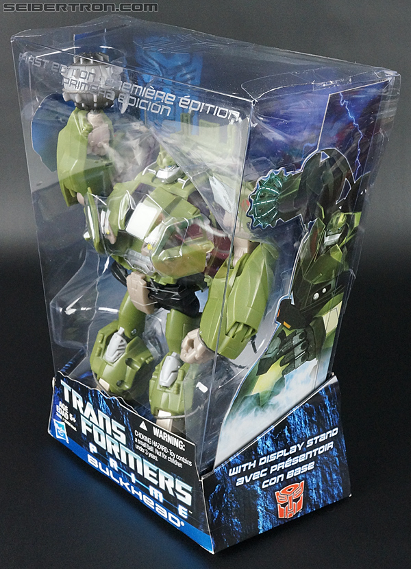 Transformers Prime: First Edition Bulkhead (Image #16 of 173)