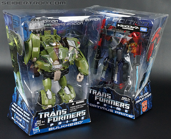 Transformers Prime: First Edition Bulkhead (Image #23 of 173)