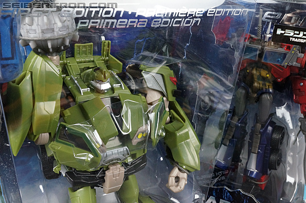 Transformers Prime: First Edition Bulkhead (Image #24 of 173)