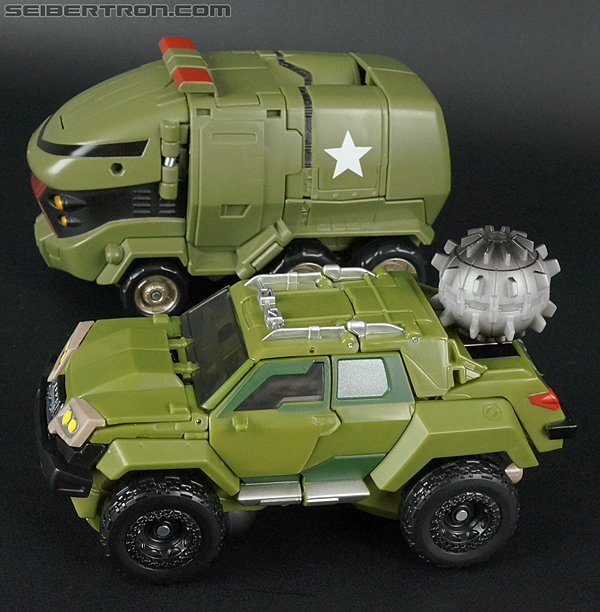 Transformers Prime: First Edition Bulkhead (Image #50 of 173)