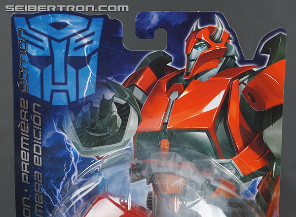 Transformers Prime: First Edition Cliffjumper (Image #2 of 164)