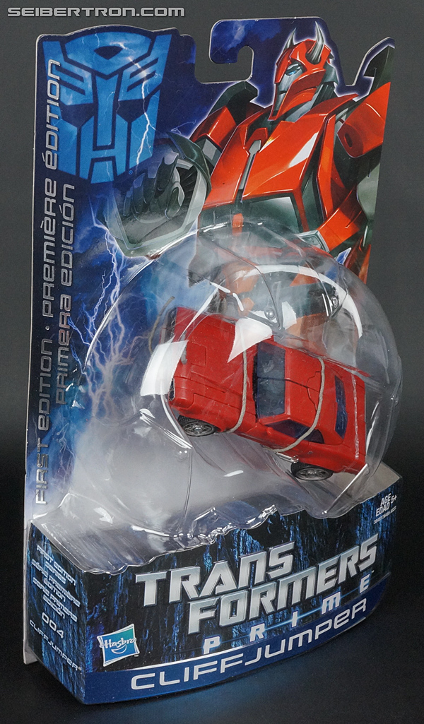Transformers Prime: First Edition Cliffjumper (Image #4 of 164)