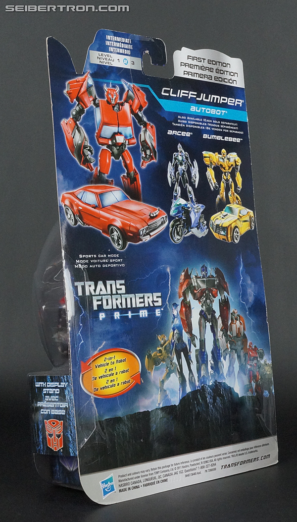 Transformers Prime: First Edition Cliffjumper (Image #10 of 164)