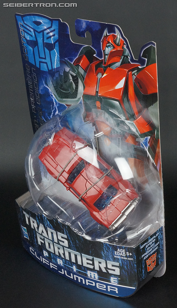Transformers Prime: First Edition Cliffjumper (Image #12 of 164)