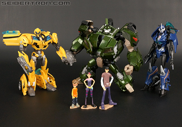 Transformers Prime: First Edition Jack Darby (Image #63 of 66)