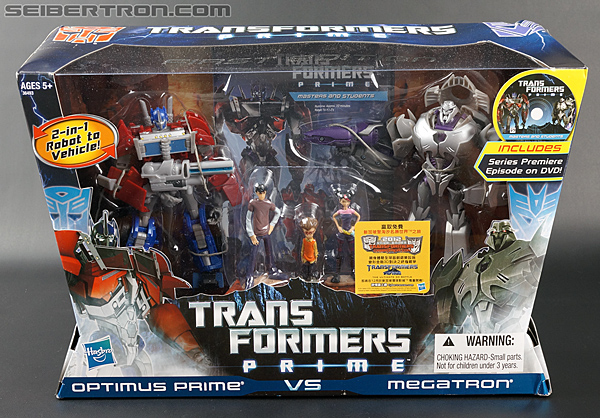 Transformers Prime: First Edition Megatron (Image #1 of 162)