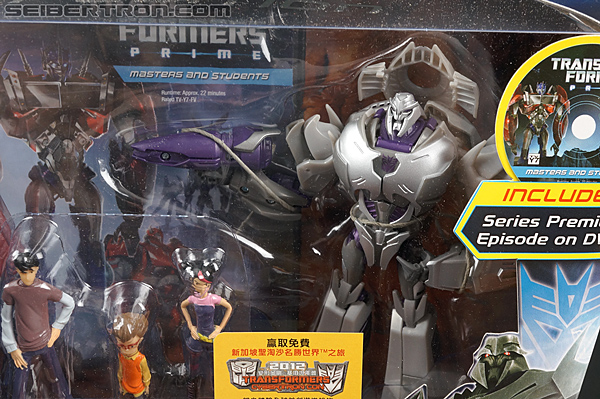 Transformers Prime: First Edition Megatron (Image #2 of 162)