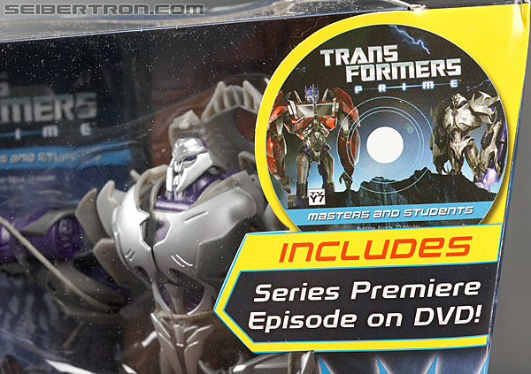 Transformers Prime: First Edition Megatron (Image #8 of 162)