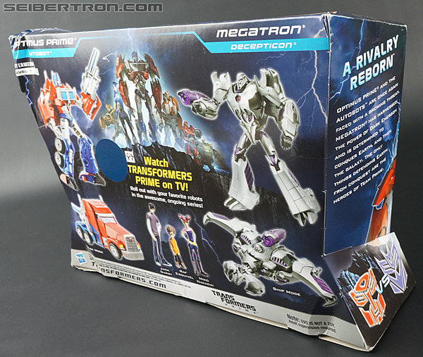 Transformers Prime: First Edition Megatron (Image #13 of 162)