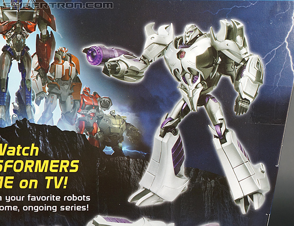 Transformers Prime: First Edition Megatron (Image #17 of 162)
