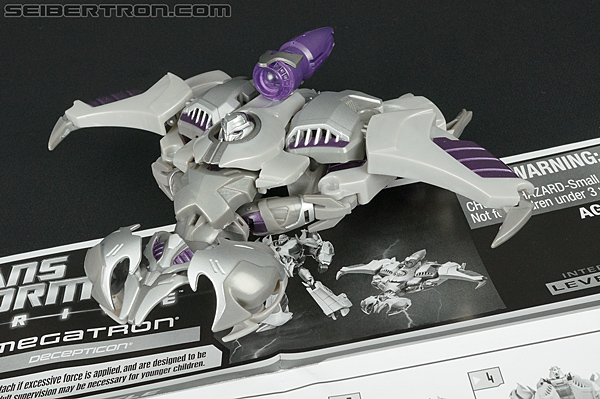 Transformers Prime: First Edition Megatron (Image #43 of 162)