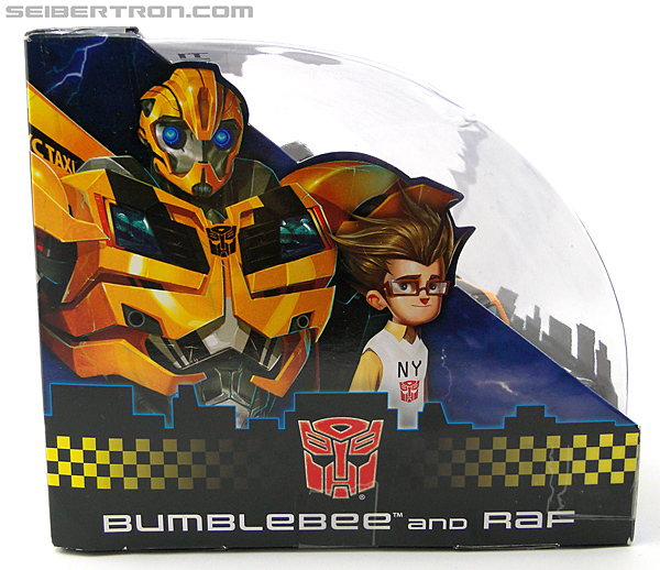 Transformers Prime: First Edition Bumblebee (NYCC) (Image #9 of 185)