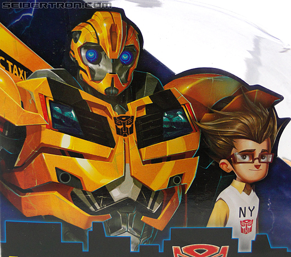Transformers Prime: First Edition Bumblebee (NYCC) (Image #11 of 185)