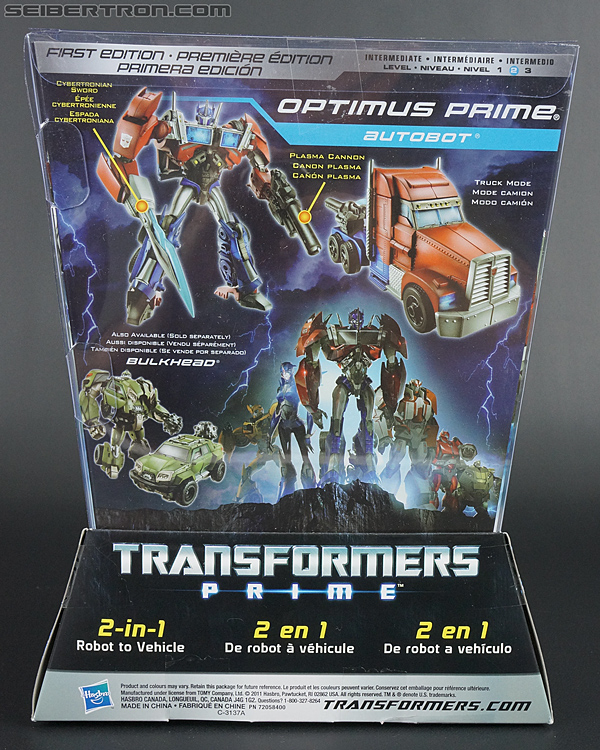Transformers Prime: First Edition Optimus Prime (Image #13 of 175)