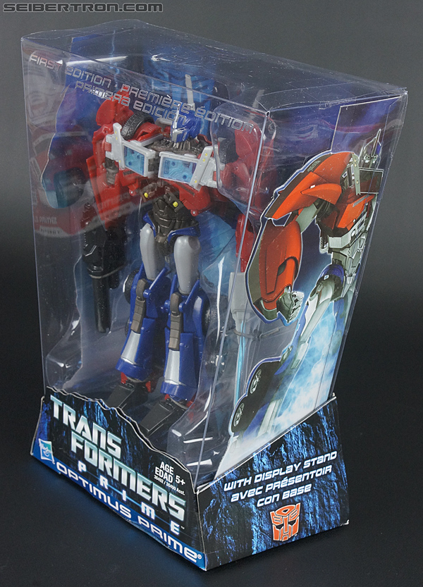 Transformers Prime: First Edition Optimus Prime (Image #23 of 175)