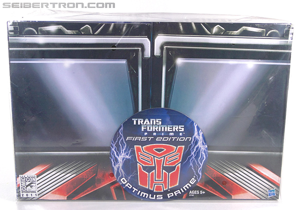 Transformers Prime: First Edition Optimus Prime (Image #7 of 170)