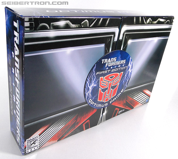 Transformers Prime: First Edition Optimus Prime (Image #13 of 170)