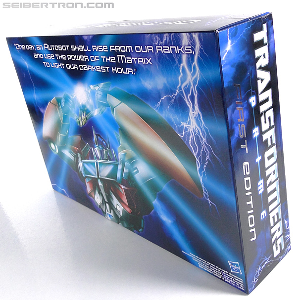 Transformers Prime: First Edition Optimus Prime (Image #14 of 170)