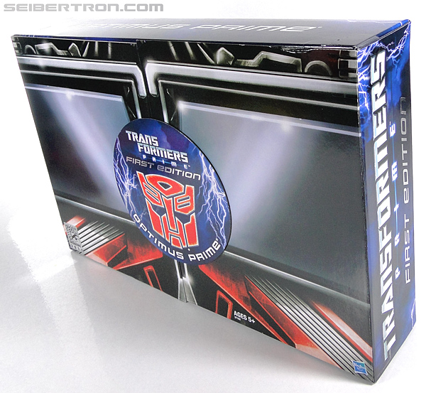 Transformers Prime: First Edition Optimus Prime (Image #22 of 170)