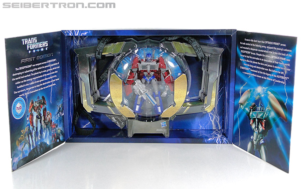 Transformers Prime: First Edition Optimus Prime (Image #25 of 170)
