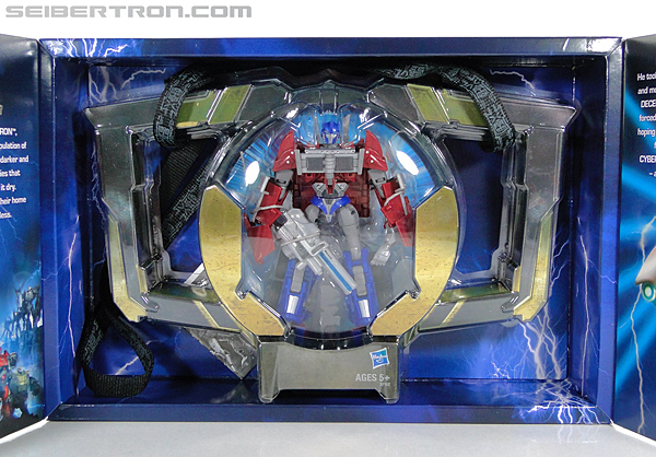 Transformers Prime: First Edition Optimus Prime (Image #26 of 170)