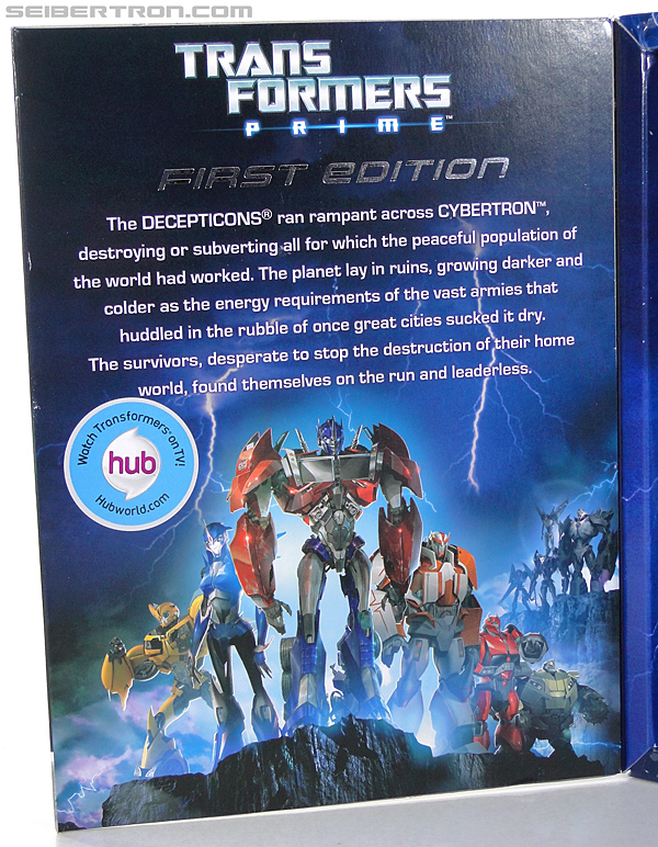 Transformers Prime: First Edition Optimus Prime (Image #28 of 170)